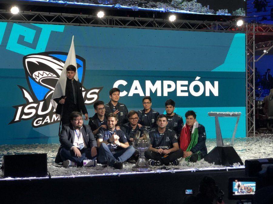 eSports: Isurus se quedó con la Liga Latinoamericana de League of Legends