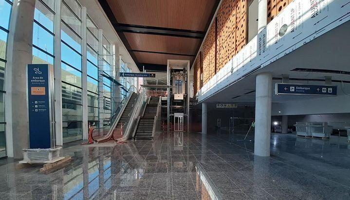 El 20 inaugurarán el renovado aeropuerto de Jujuy