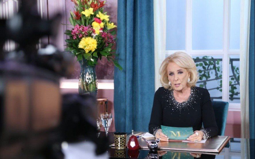 Mirtha Legrand podría cenar con Alberto Fernández y Cristina Kirchner