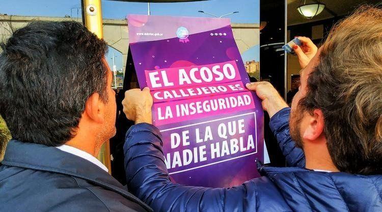 Crearon espacios de resguardo en Tafí Viejo contra el acoso callejero