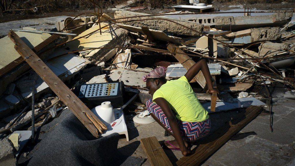Dorian provocó al menos 43 muertos en Bahamas