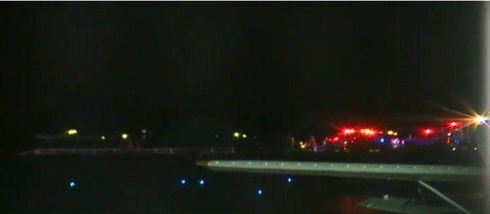 Se estrelló una avioneta al despegar en Las Vegas: dos muertos