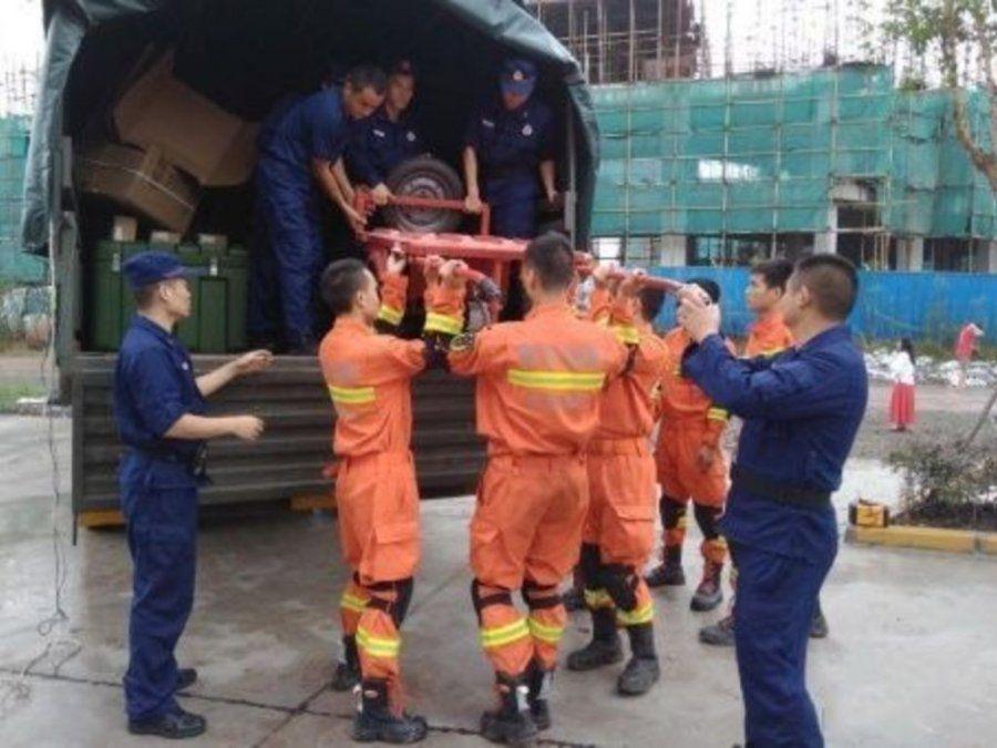 Al menos un muerto tras un terremoto en China