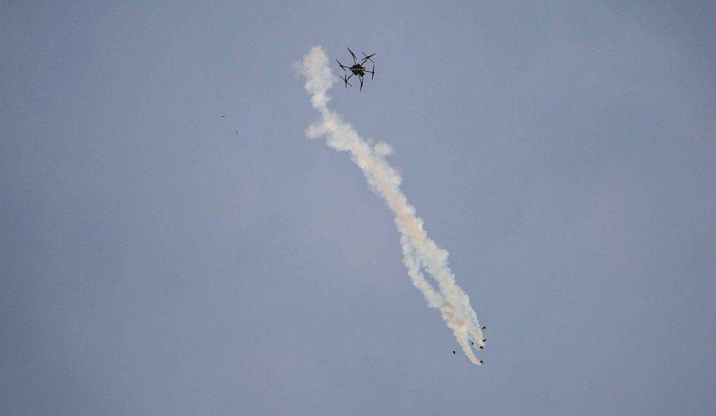 Hezbolá habría derribado un dron israelí