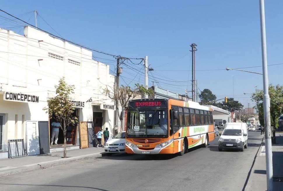 El Exprebus volverá a ingresar a la terminal de Concepción