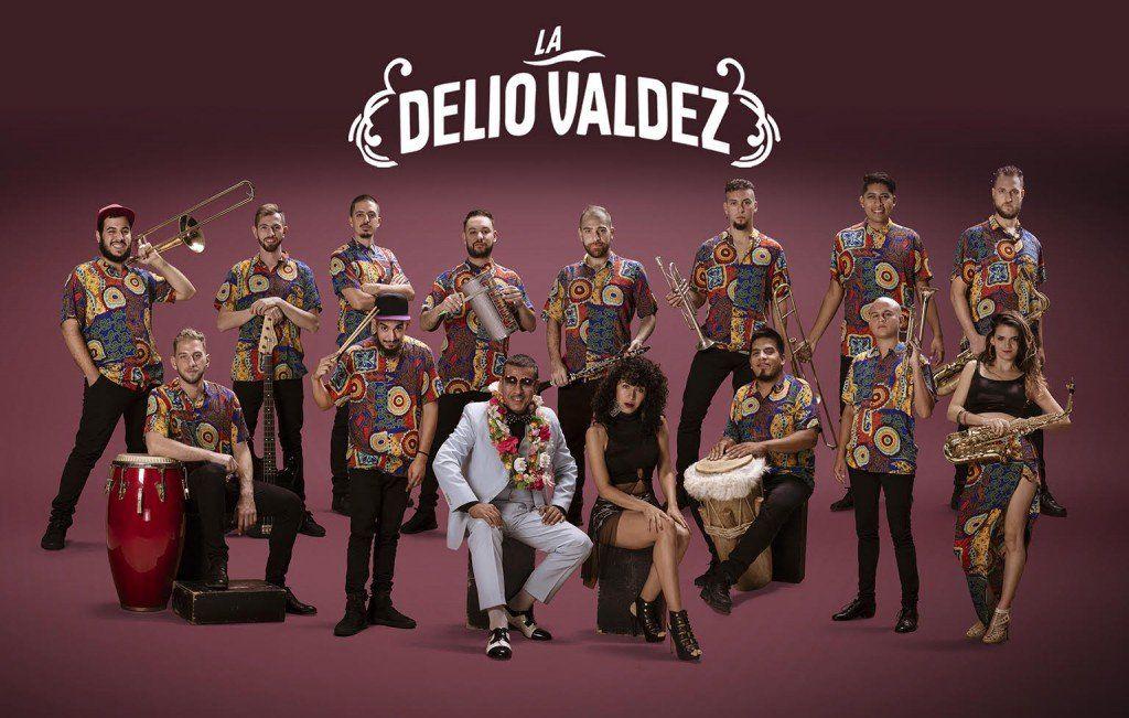 El cumbión de La Orquesta Delio Valdez llega a Tucumán