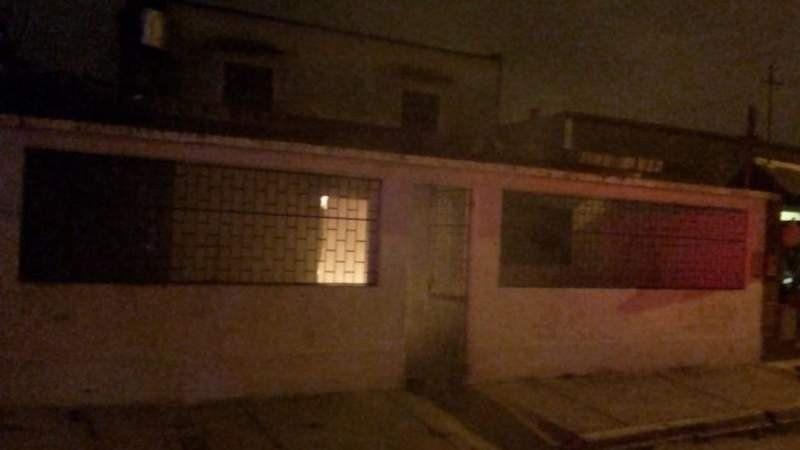 Prendieron fuego a la casa del presunto autor del crimen de la mujer en La Costanera