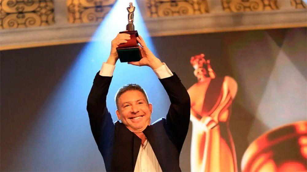 Los ganadores de los premios Martín Fierro de Cable: el Oro fue para El Host