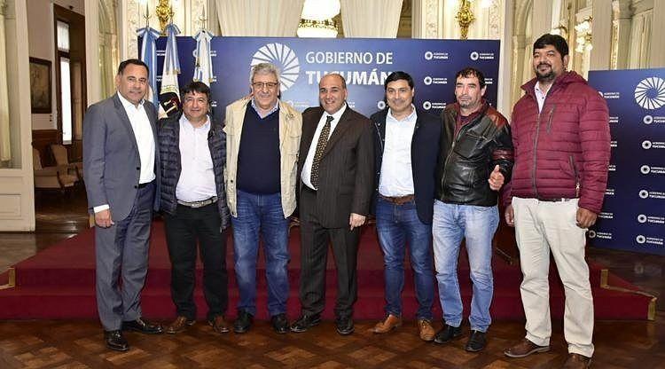 Uatre pidió apoyo al PE para el pago de los intercosecha