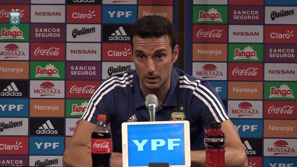 Scaloni, tras México Argentina: Salió el partido perfecto