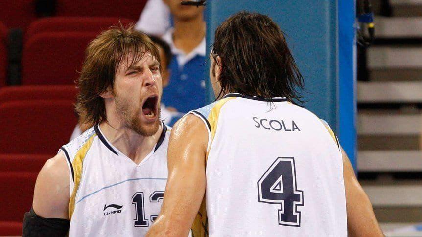 """Andrés Nocioni: """"Me dieron ganas de jugar al básquet"""""""