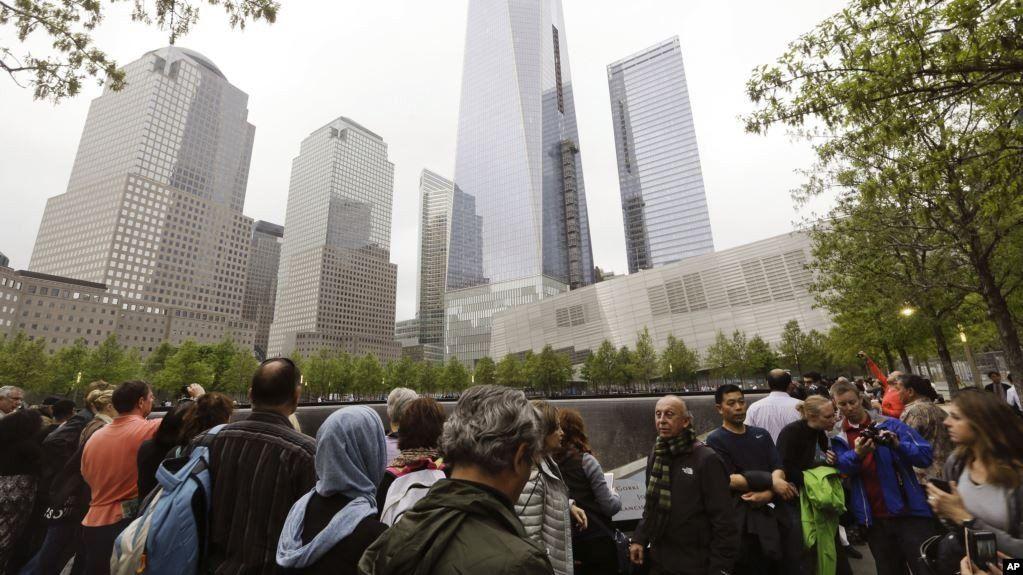 EE.UU. conmemora el 18 aniversario del 11 de Septiembre