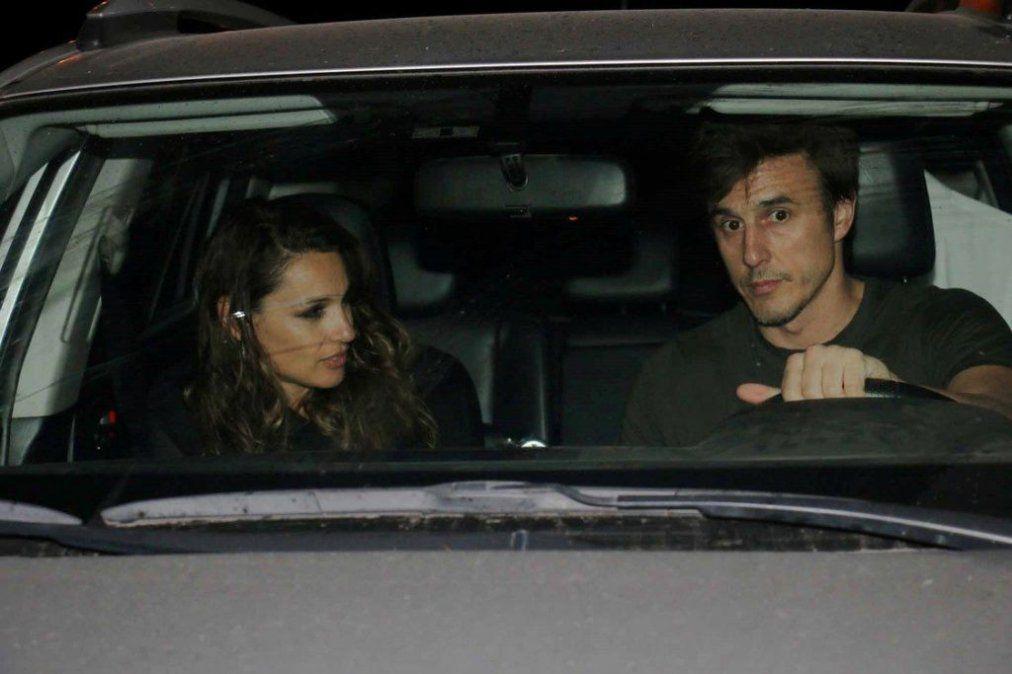 La foto de Pampita besándose con Roberto García Moritán que su novio publicó en Instagram... ¡y luego borró!