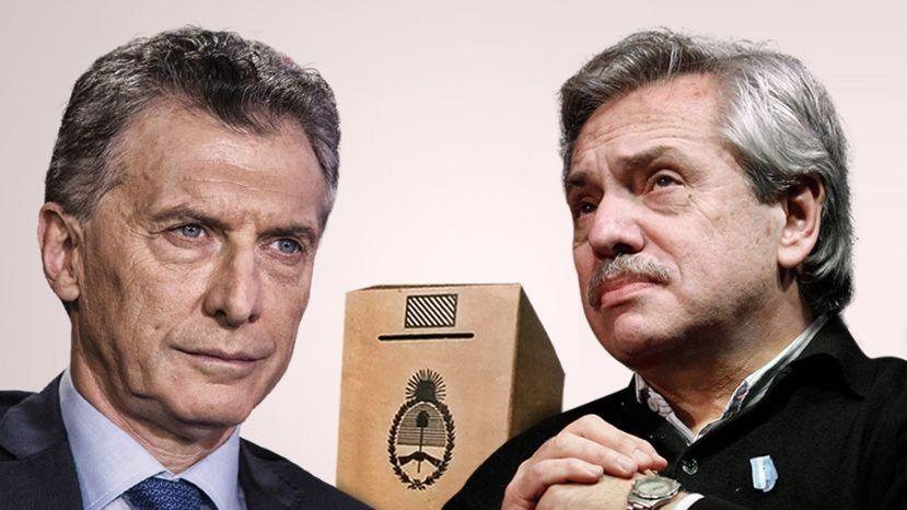 Una encuesta marca una diferencia de más de 16 puntos de Fernández sobre Macri