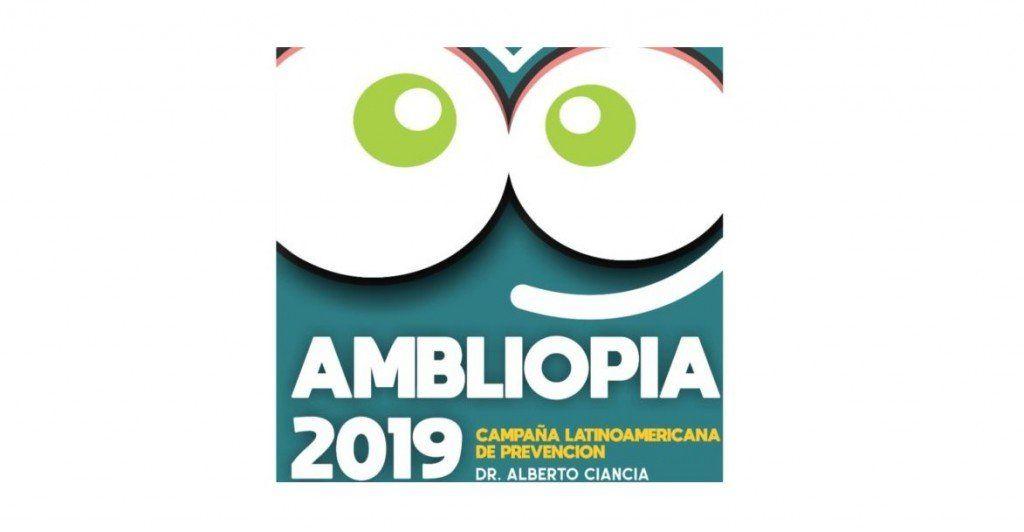 Campaña Latinoamericana de prevención de ambliopía 2019 Dr. Alberto Ciancia