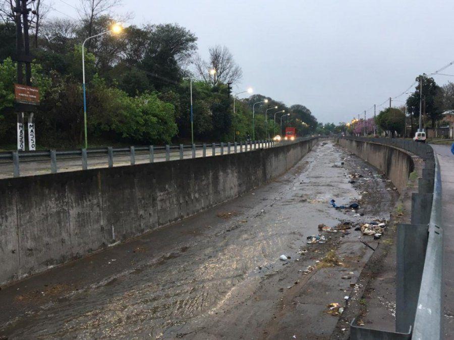 La basura en el Canal Sur, una historia que se repite