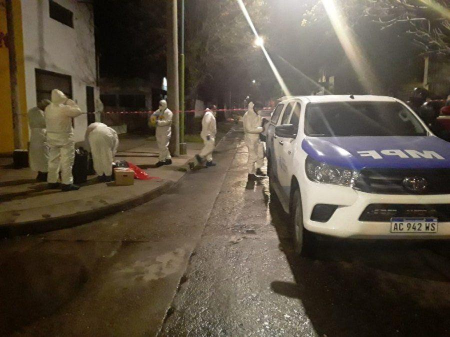 Asesinan a un hombre en la zona norte de la capital