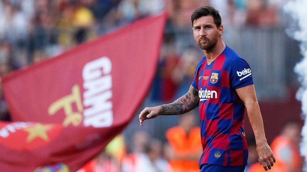 Todo sobre Messi