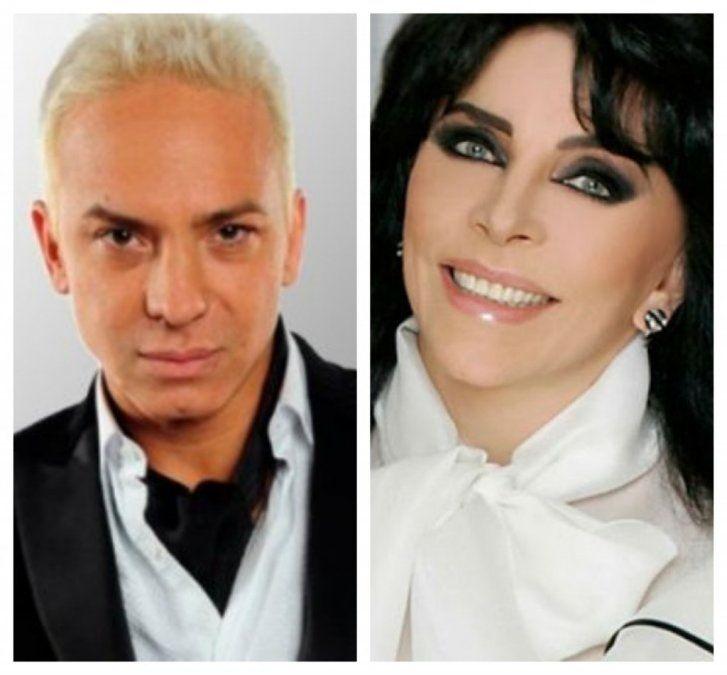 El nuevo proyecto de Flavio Mendoza junto a Verónica Castro