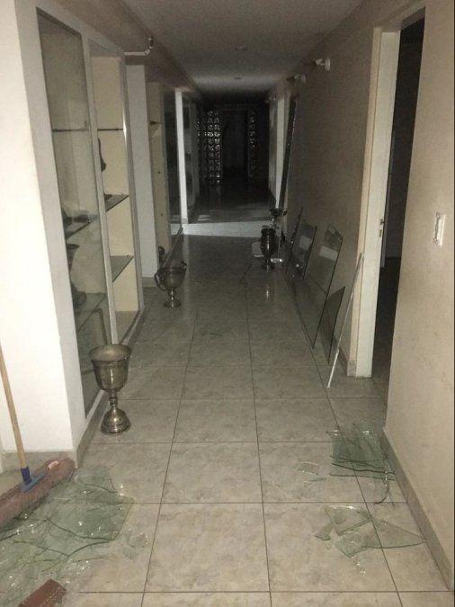Investigan el robo en las instalaciones del Club Atlético Tucumán
