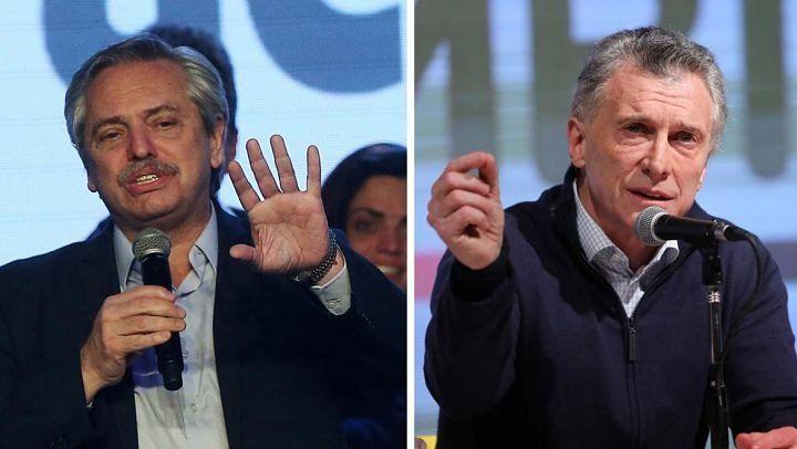 Fernández, sobre Macri: Le cuesta mucho entender que él es la causa del problema