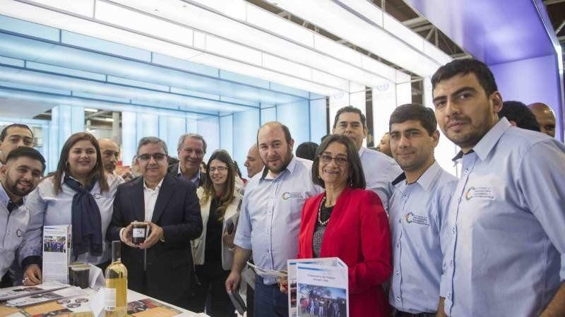 Corpacci puso en marcha una nueva edición de la Expo Productiva en Catamarca