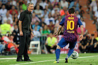 Mourinho: Messi me hizo mejor entrenador