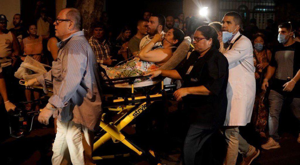 Río de Janeiro: al menos 11 muertos por un incendio en un hospital