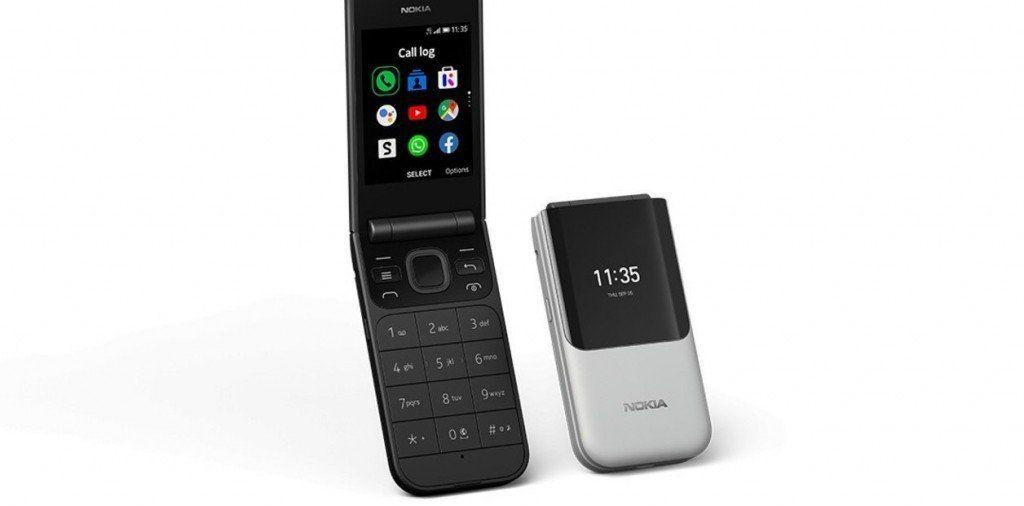 Regresan los clásicos celulares con tapita, indestructibles y todo terreno