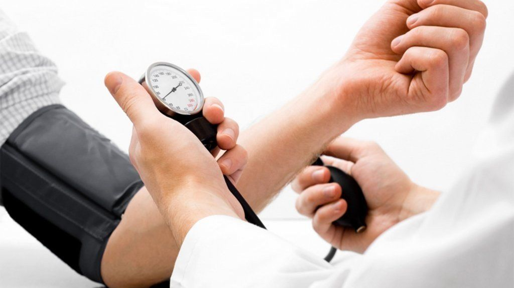 Más de la mitad de argentinos controlados sufren hipertensión