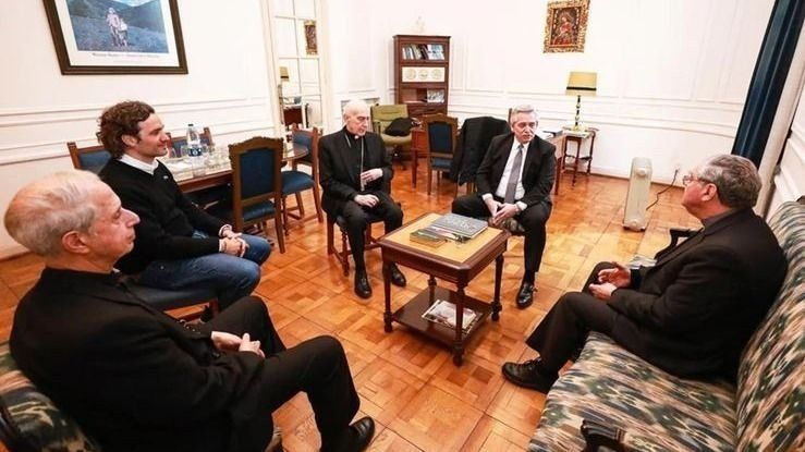 La Iglesia destacó la necesidad de un pacto social para el Siglo XXI