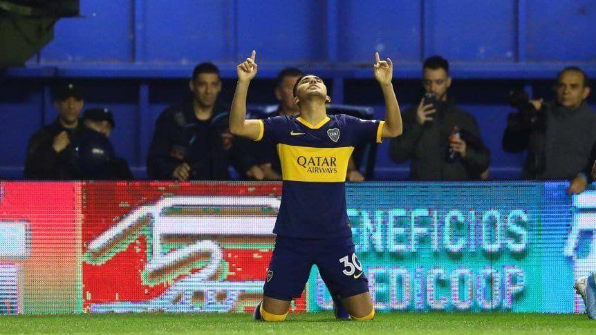 Superliga: Boca le ganó 1 a 0 Estudiantes y es el nuevo puntero