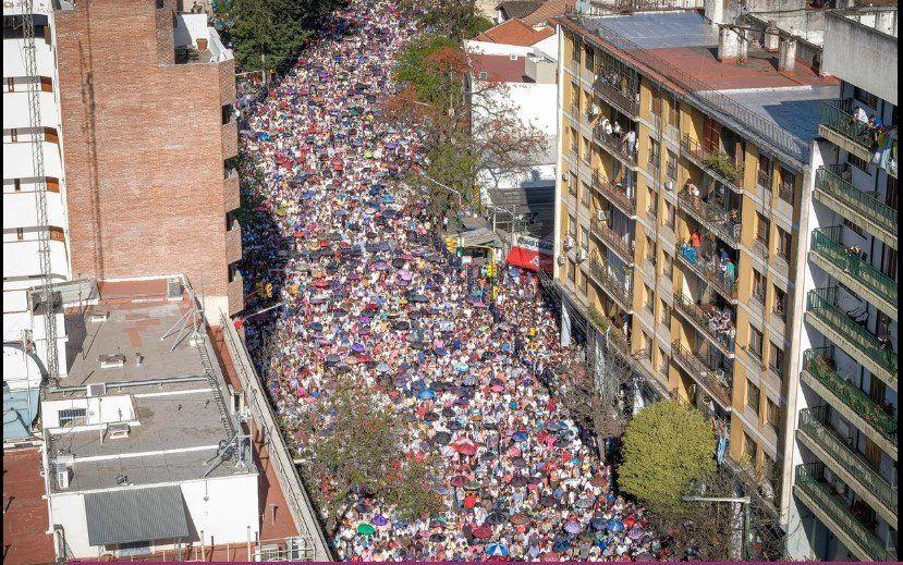 850.000 personas renovaron su pacto de fe con el Señor y la Virgen del Milagro en Salta