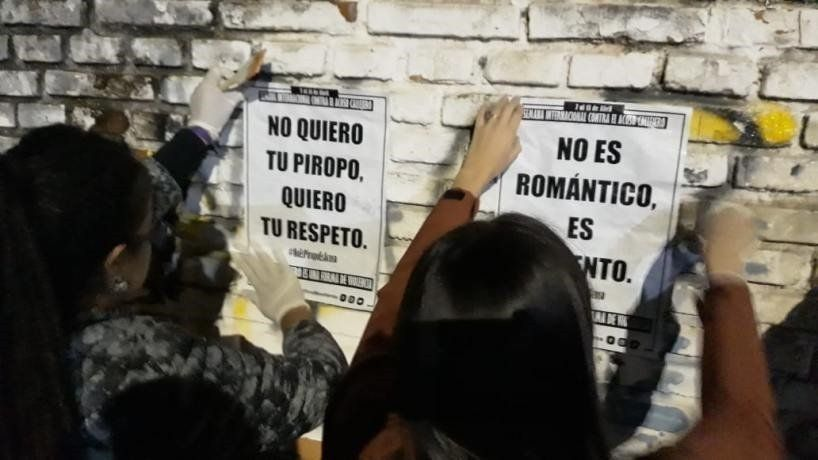 Inicia en Tucumán el primer Foro Sudamericano sobre Acoso Callejero