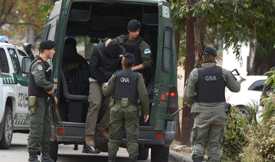 """Un porteño y dos santiagueños hicieron 5 """"narcoviajes"""""""