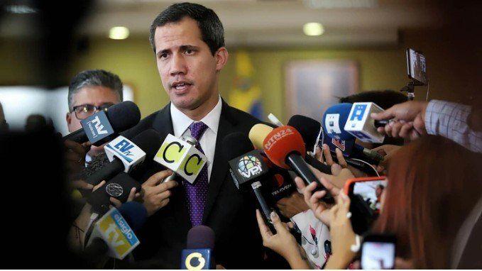 Juan Guaido calificó el acuerdo de una minoría opositora con el régimen de Maduro como irresponsable y sádico