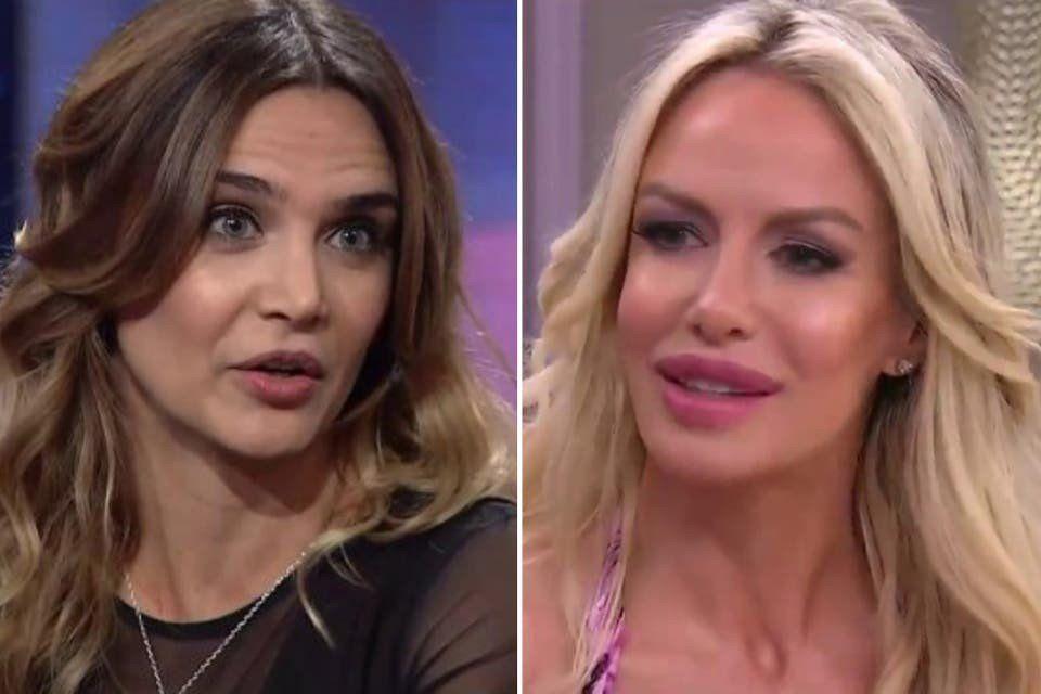 Luciana Salazar y Amalia Granata se enfrentaron en vivo en un programa de televisión
