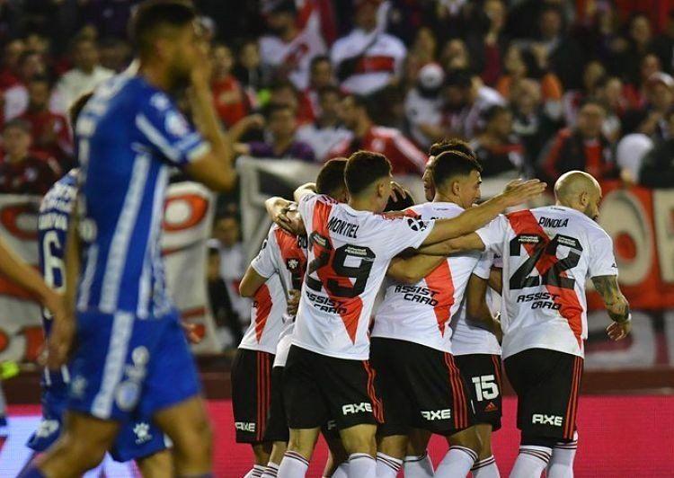 Copa Argentina: River venció 1 a 0 Godoy Cruz y se clasificó a cuartos