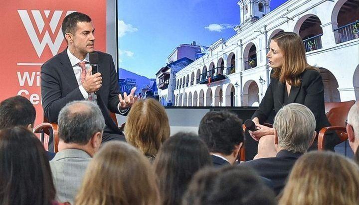 Urtubey planteó la necesidad de garantizar mayor institucionalidad en el país