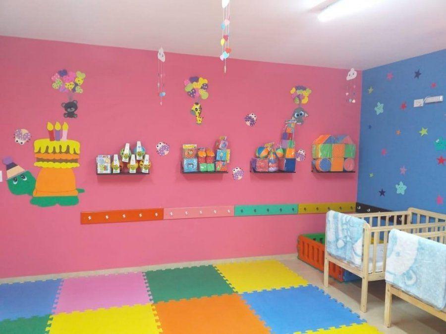 La municipalidad de Tafí Viejo habilitó al Espacio de Primera Infancia