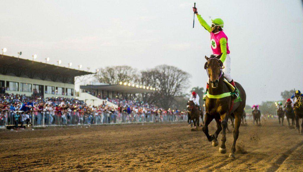 El Batalla será histórico por la calidad de jockeys y caballos