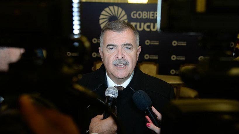 Osvaldo Jaldo destacó la visión federal de Alberto Fernández