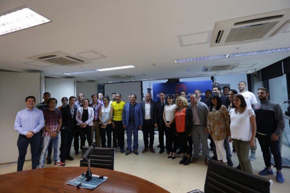 Tucumán será la cabecera de la federalización del deporte