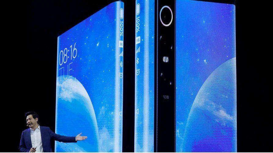 Cómo es la pantalla en 360 grados del nuevo Xiaomi Mi Mix Alpha