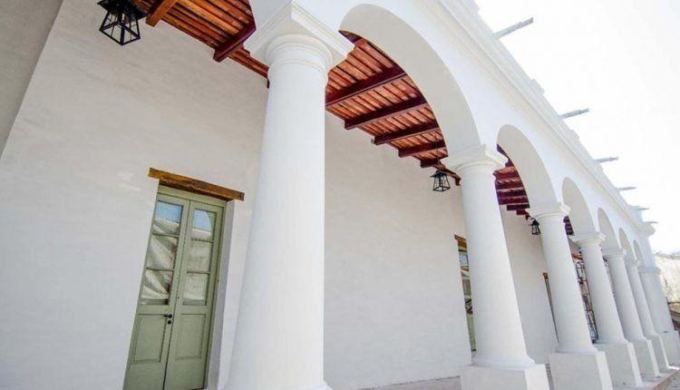 Jujuy recuperó la fachada histórica de su Cabildo