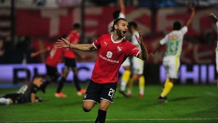 Copa Argentina: Independiente venció 1 a 0 a Defensa y Justicia