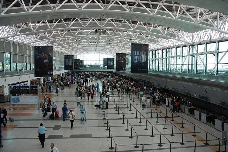Encontraron 254 kilos de cocaína en el aeropuerto de Ezeiza