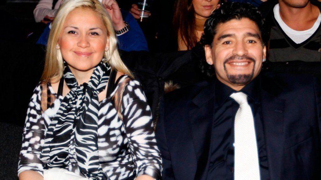 Verónica Ojeda se refirió al encuentro de Maradona y su nieto Benjamín