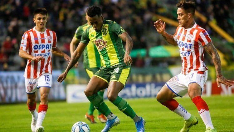 Superliga: Unión venció a Aldosivi en el arranque de la octava fecha