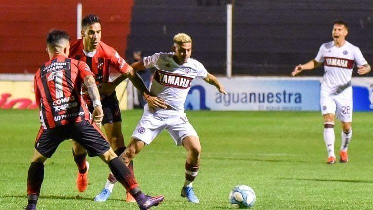 Superliga: Patronato y Lanús quedaron a mano en Paraná